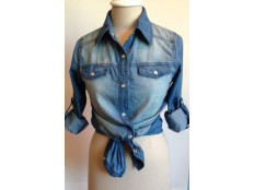 Faded Denim Shirt PS