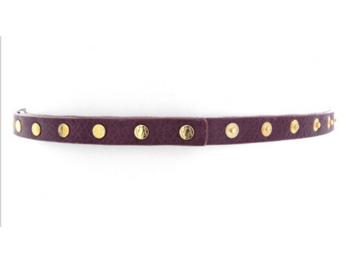ADA Collection Cala Belt (burgandy or tan)