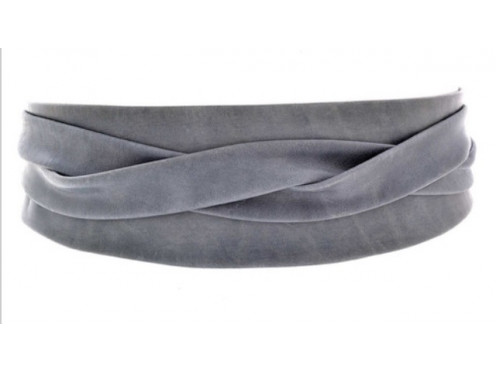 ADA Collection Wrap Belt Grey