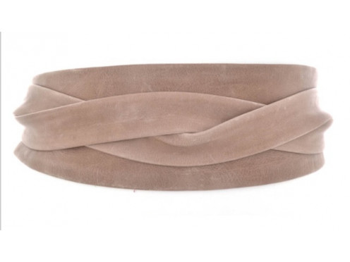 ADA Collection Wrap Belt Tan